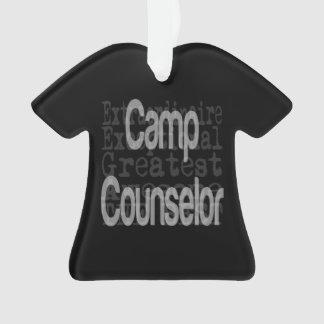 Camp Counselor Extraordinaire