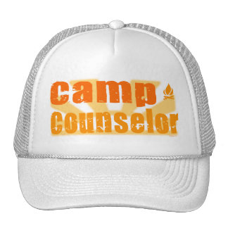 Camp Counselor Hat