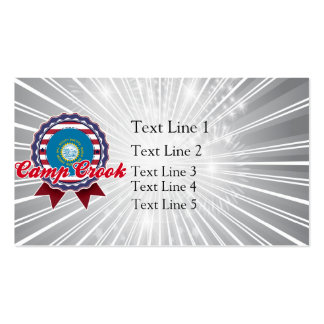 Camp Crook, SD Double-Sided Standard Business Cards (Pack Of 100)