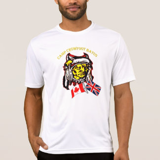 Camp Crowfoot Batus T-shirt