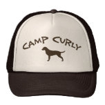 Camp Curly Mesh Hats