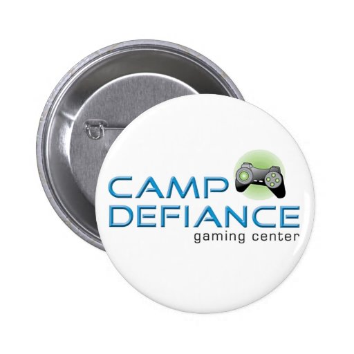 Camp Defiance Pin