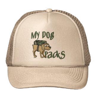 Camp Dog Trucker Hat