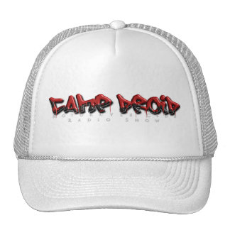 Camp Droid Trucker Hat