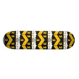 Camp Family Crest Skateboard Deck