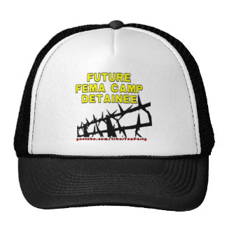 Camp Fema Detainee Hat