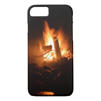 Camp Fire iPhone 8/7 Case