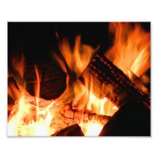 Camp Fire Photo
