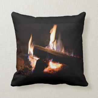 Camp Fire Pillow