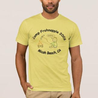 Camp Frohnapple, 2009 (Blingy Shirt) T-Shirt
