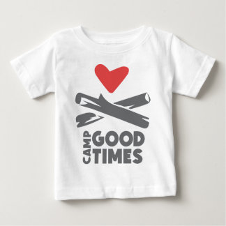 Camp Goodtimes Baby T-Shirt