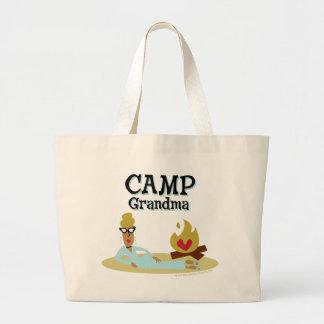 Camp Grandma Fashion Canvas Bag