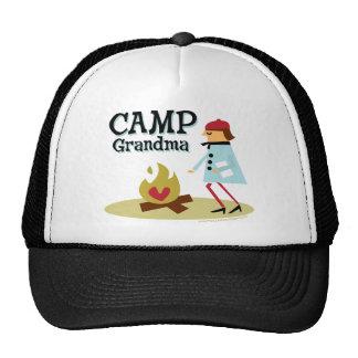 Camp Grandma Trucker Hats