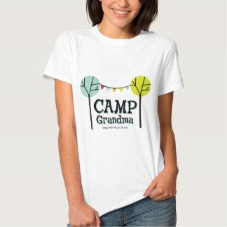 Camp Grandma Penants Tee Shirt