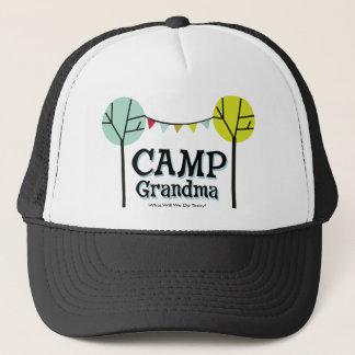 Camp Grandma Penants Trucker Hat