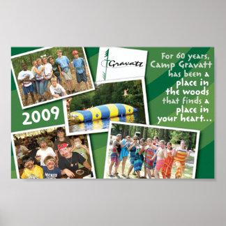 Camp Gravatt 2009 Poster
