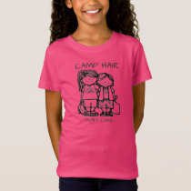 Camp Hair Dont Care GS Tee