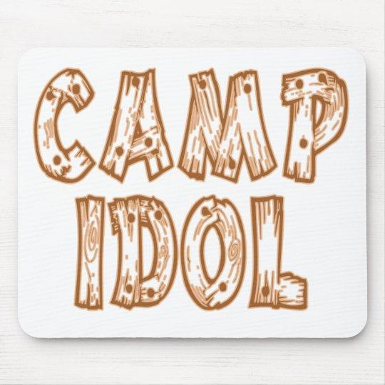 Camp Idol Mouse Pad