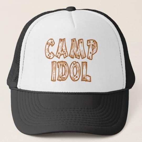 Camp Idol Trucker Hat