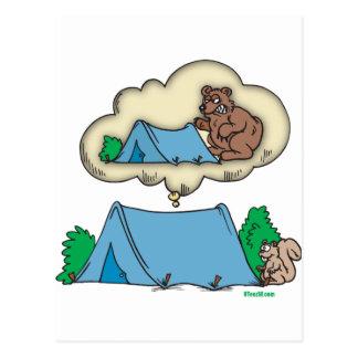 CAMP-imagine Postcard