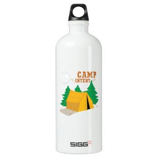 Camp Intent SIGG Traveler 1.0L Water Bottle