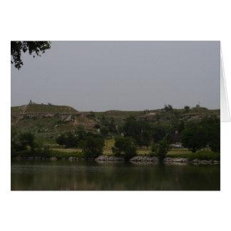 Camp Lakeside-McBride Monument Card