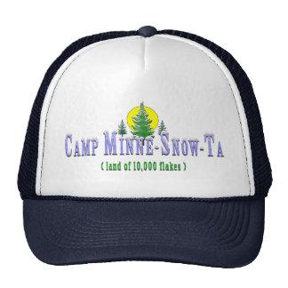 Camp Minne-Snow-Ta 10,000 Flakes Trucker Hat