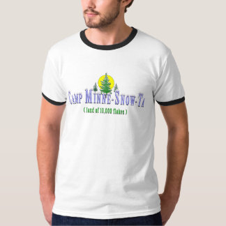 Camp Minne-Snow-Ta 10,000 Flakes T-Shirt