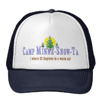 Camp Minne-Snow-Ta 32 Degrees Trucker Hat