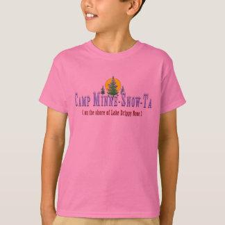 Camp Minne-Snow-Ta Lake Drippy Nose shirt