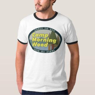 Camp Morning Wood T-Shirt