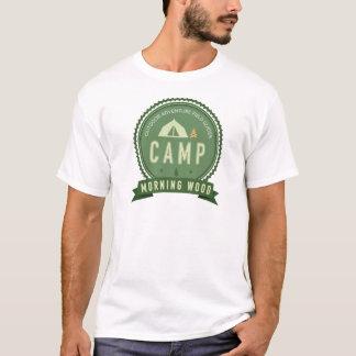CAMP MORNING WOOD White T-Shirt