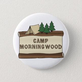 Camp Morningwood Pinback Button