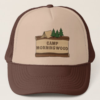 Camp Morningwood Trucker Hat