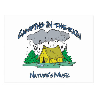 CAMP-Natures Music Post Cards