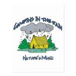 CAMP-Natures Music Postcard