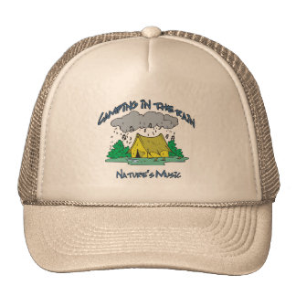 CAMP-Natures Music Trucker Hat