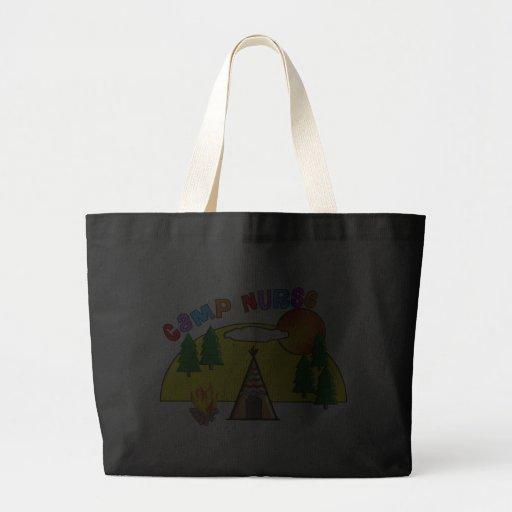 Camp Nurse T-Shirts & Tote Bags