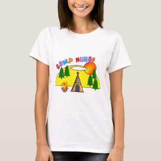 Camp Nurse T-Shirts & Tote Bags