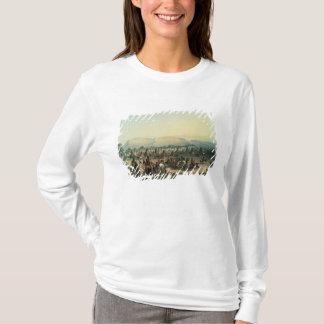 Camp of Piekann Indians T-Shirt