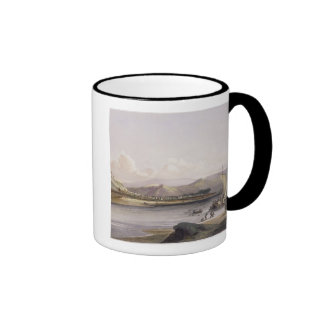 Camp of the Gros Ventres of the Prairies on the Up Coffee Mug