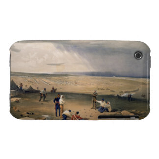 Camp of the Third Division, plate from 'The Seat o iPhone 3 Case-Mate Case