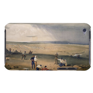 Camp of the Third Division, plate from 'The Seat o iPod Touch Covers