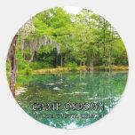CAMP OSBORN - Worth County, Georgia Sticker