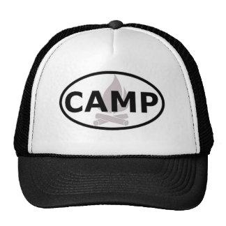 Camp Oval Trucker Hat