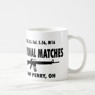 Camp Perry National Matches M16 Mugs