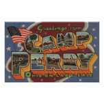 Camp Perry, Ohio - Lake Erie Posters