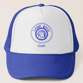 Camp Ro-Li Staff Trucker Hat