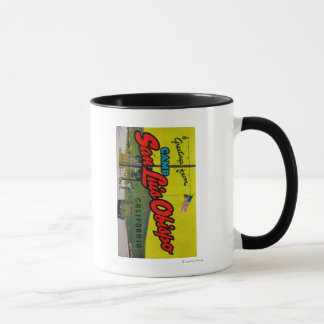 Camp San Luis Obispo, California Mug