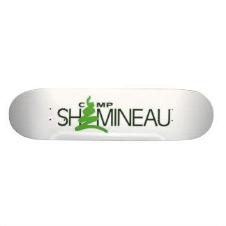 Camp Shamineau Custom Skate Board